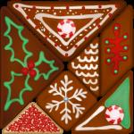 Christmas Cookie Tangram