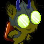 Fuzzy Alien