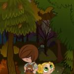 Hansel & Gretel in the Woods