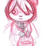 Little Red Riding Hood Sketch