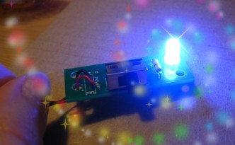Kitronik Colour Changing USB Lamp Kit