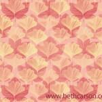 Ginko Pattern | Beth Carson