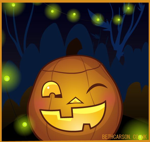 halloween pumpkin autumn fall | Beth Carson