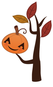 Pumpkin Tree Image Copyright The Other Player - Artwork by Beth Carson